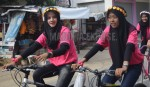 Naik Speda, Ratusan Siswa Keliling Kota Sumenep