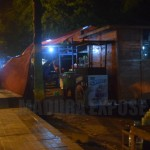 PKL Taman Adipura Sumenep Mulai Semraut