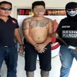 Ditegur Polisi, Malah Balik Serang Pakai Pisau