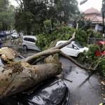 Fenomena Hujan Tak Lazim, Waspadai Angin Barat Laut