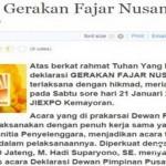 Ini Profil Gafatar, Organisasi Terlarang di Indonesia