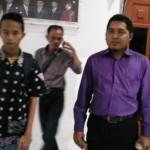 Kades Paberasan Konsultasikan Kasus Toni ke Pengacara ILC
