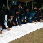 Pasca Teror Sarinah, Pelajar Putri NU Tanda Tangani Petisi