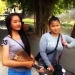 Netizen Unggah Pengamin Cantik di Facebook