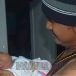 Subhanallah, Telinga Bayi di Sumenep bertuliskan Lafadz Allah-Muhammad
