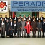 Anda Sarjana Hukum? Buruan Daftar Jadi Advokat Peradri Sumenep