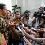 Permintaan Jokowi ke Pers: Jangan bikin judul berita Pemerintah Gagal !