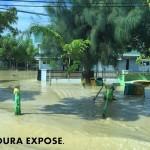 Inilah 13 Desa/Kelurahan Sampang Yang Terendam Banjir