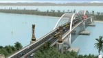 Saingi Suramadu, Papua Siapkan Jembatan Terlebar di Indonesia