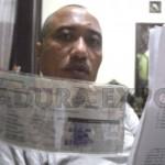 Pejabat Kesbangpol Sumenep di Hadang Puluhan Preman Surabaya