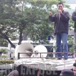 Demo KPK, Aktivis Minta Ahok Segera ditangkap