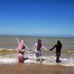 Pantai Jumiang Tak Terurus, Disporabud Pamekasan Bungkam