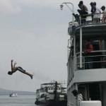 KMP Rafella dikabarkan Tenggelam dekat Pelabuhan Ketapang