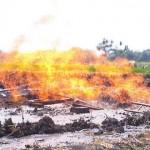 Astaghfirullah, Pipa Gas Lapindo di Sidoarjo Bocor
