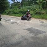 Jalan Raya Lalangon Sering Minta Korban