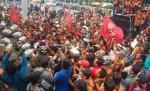 Pendukung La Nyalla Anarkhis, Banser Jatim Siap Backup Kejati