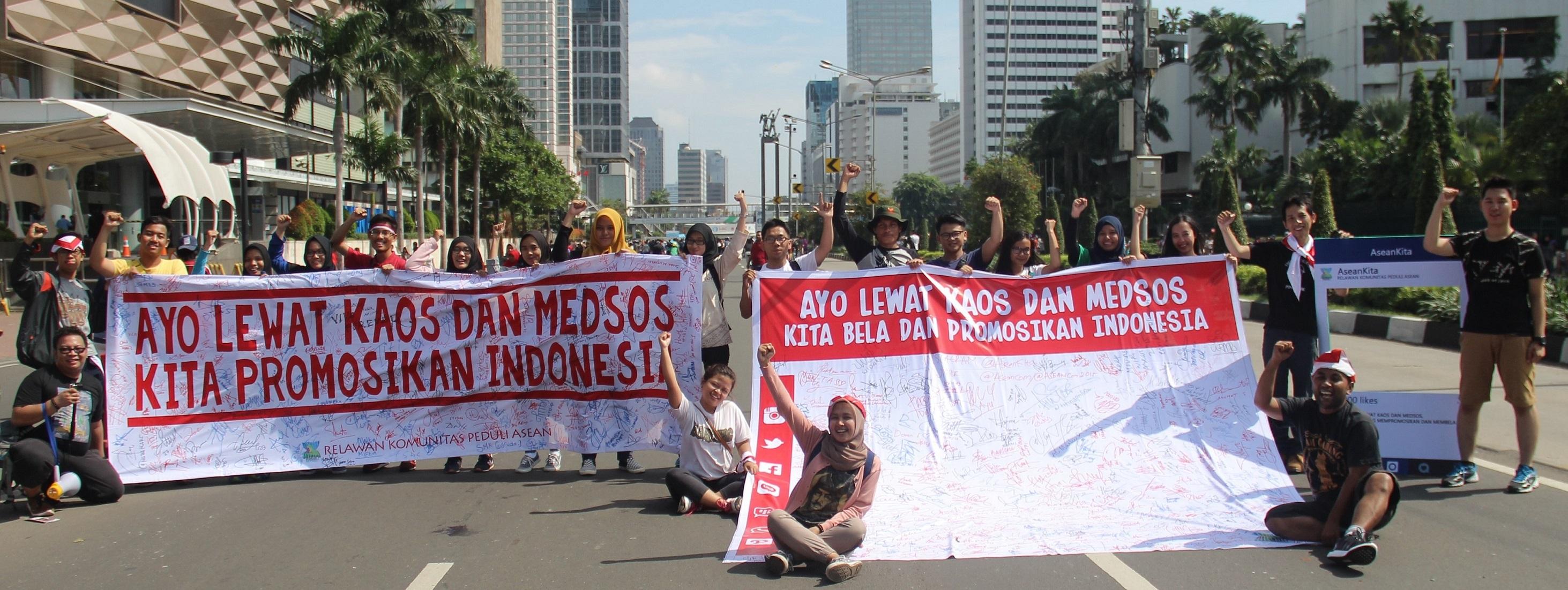 RELAWAN KOMUNITAS PEDULI ASEAN-1