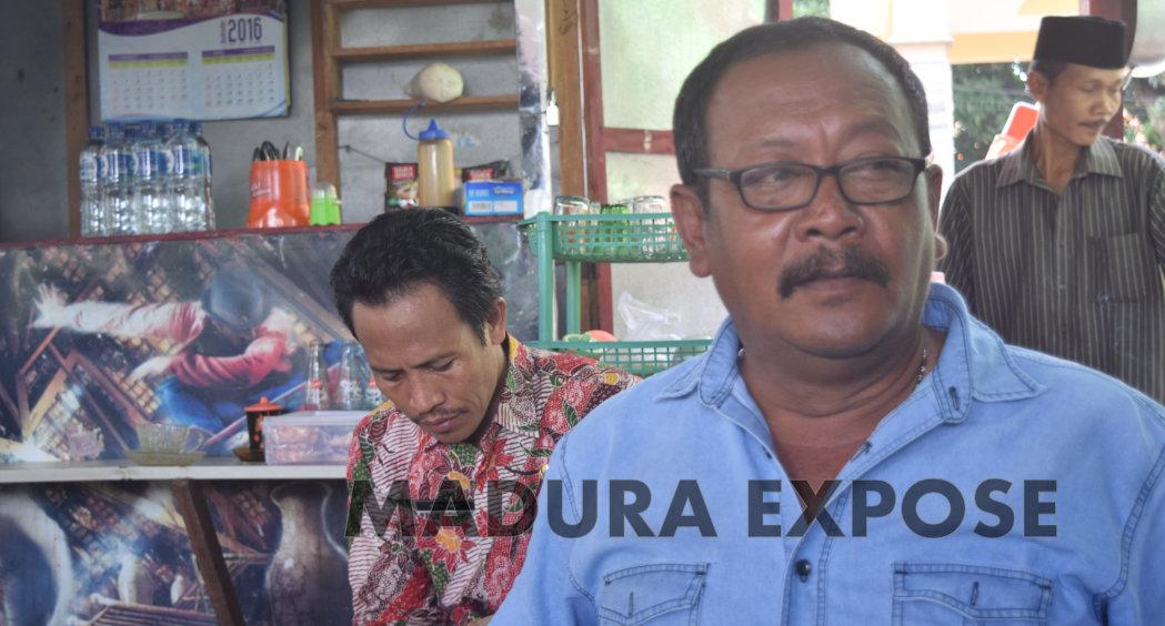 Edi Junaidi, Ketua LSM PPB Sumenep Madura, Jawa Timur. Foto:Ferry Arbania/Madura Expose