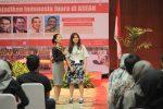 Wamenlu Resmikan Situs Komunitas Peduli ASEAN