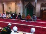 Nisfu Syaban, Ratusan Jamaah Ashabul Kahfi Lantunkan Dzikir Syadziliah di PBNU