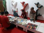 Perpustakaan RuAs Pemuda Banjir Buku Baru Sebanyak 400 Eksemplar