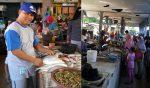 Libur Nasional, Bang Mail Blusukan Pasar Kolpajung