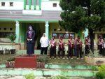 MTSN 2 Palembang di Perkemahan Madrasah Nasional