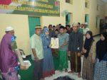 Persit KCK XLVI Kodim 0827 Sumenep Buka Bersama Anak Yatim