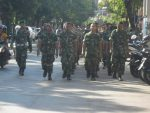Meski Berpuasa, Kodim 0827 bersama Anggota Tetap Gelar Binjasmil