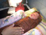 Warga Desa Payudan Dungdang Digegerkan Temuan Bayi