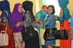 Ketua Cabang XLVI Kodim 0827 Sumenep Halal Bihalal Dengan Anggota Persit