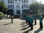 Koramil Peragaan Beri Pembekalan di Kampus Al-Amin