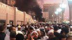 Teror Bom Guncang Kota Madinah Almunawarah