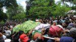 Luar Biasa Pemakaman Santoso Dihadiri Ribuan Warga
