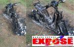 Kasus Pembakaran Motor, Polisi Baru Turun Tangan Setelah diberitakan MaduraExpose
