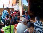 Ratusan PKL Taman Bunga Gelar Rapat Terbatas