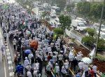 Gelombang Aksi Umat Islam di Bekasi Tuntut Ahok Diadili