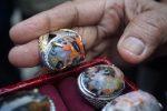 Koleksi Baru Batu Akik Badar Lumut