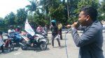 Demo LSM, Deksa Penutupan Reklamasi Ilegal