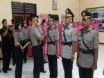 Tiga Perwira Polisi Polres Sumenep Dimutasi