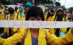 Perangi Korupsi, Aktivis Pamekasan Kepung Gedung Dewan