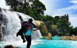 Sampang Miliki Aura Wisata Mirp Air Terjun Jogan Jogja