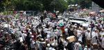 Ditanya Apa Ada Usaha 'Memecah Suara Umat' dalam Kasus Ahok, Jokowi Malah Jawab Revolusi Mental