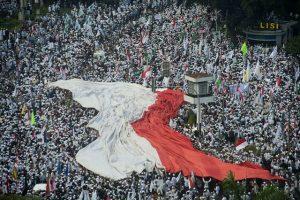 Demo Jutaan Umat Islam Indonesia pada Jum'at 4 November 2016/Istimewa.
