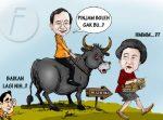 Kader PDIP Jakarta pecah, bikin Ahok makin lemah?
