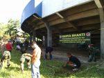 Karya Bhakti Kodim 0827 Sumenep Dalam Rangka HUT Kodam V/Brawijaya Ke-68