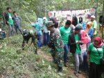 Koramil Guluk- Guluk dan Mahasiswa INSTIKA Lakukan Penghijauan di Bragung