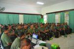 Kapten Inf Suratman Beri pembekalan dan Evaluasi Program Binter TA. 2016