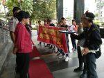 Datangi KPK, Jaringan '98 Sumsel Desak Tuntaskan Kasus Bansos