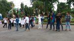 Mahasiswa Ekstra Parlemen Demo DPRD Sumenep